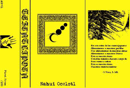 Tezcatlipoca - Nahui Ocelotl
