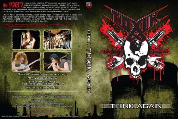 Toxik - Think Again