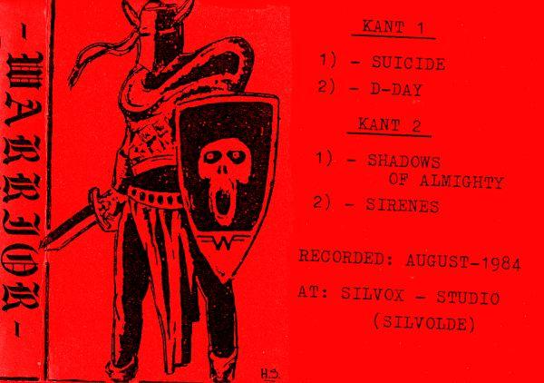 Warrior - Demo 1984