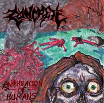 Concrete - Annihilation of Humans