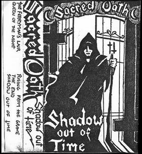 Sacred Oath - Shadow Out of Time
