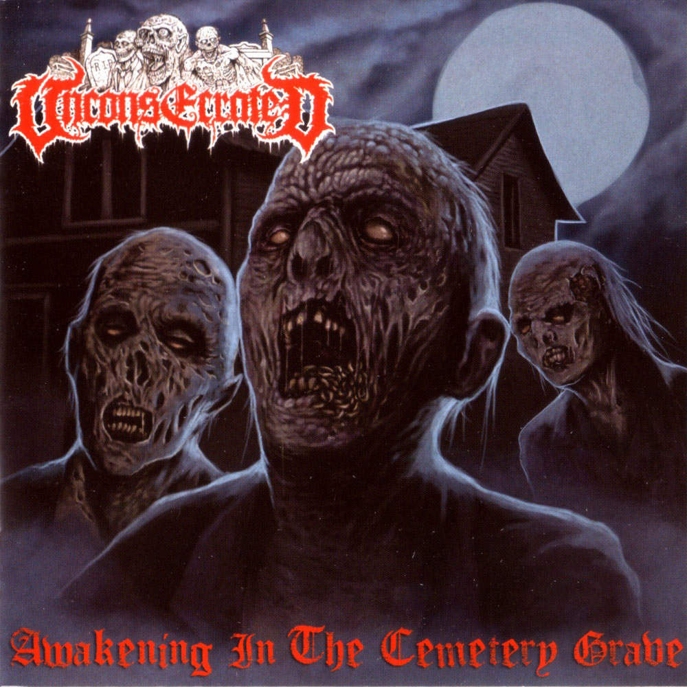 Unconsecrated - Awakening in the Cemetery Grave