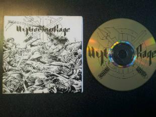 Hyborian Rage - Hyborian Rage