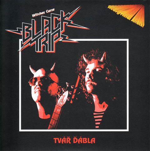 Black Trip - Tvář Ďábla