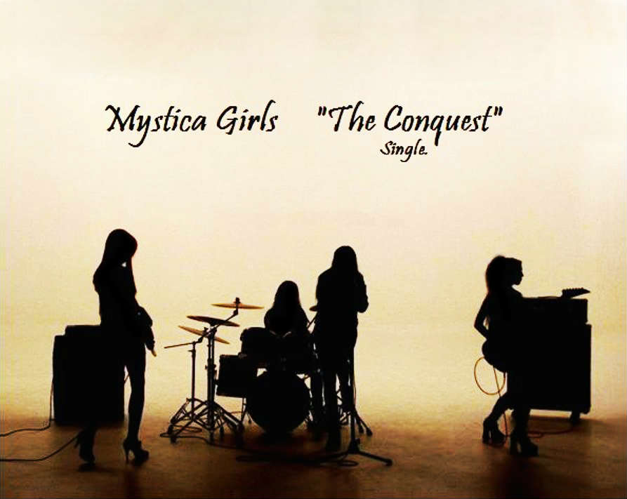 Mystica Girls - The Conquest