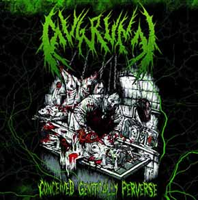 Avgrunn - Conceived Genetically Perverse
