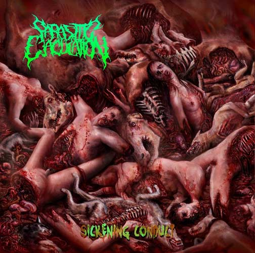 Parasitic Ejaculation - Sickening Conduct