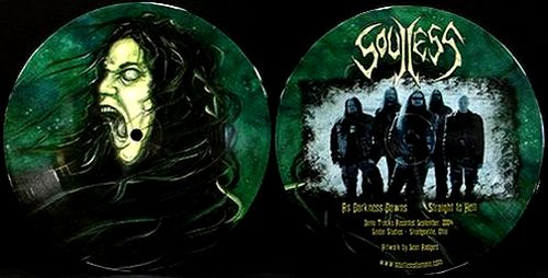 Soulless - As Darkness Dawns