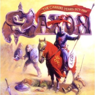 Saxon - The Carrere Years 1979-1984