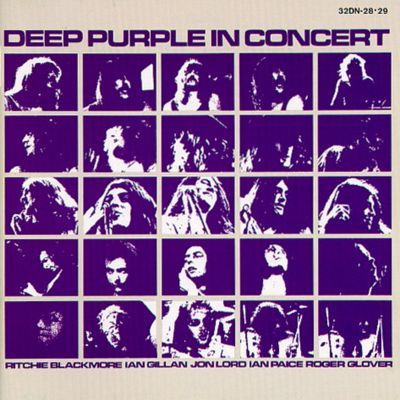 Deep Purple - Deep Purple in Concert