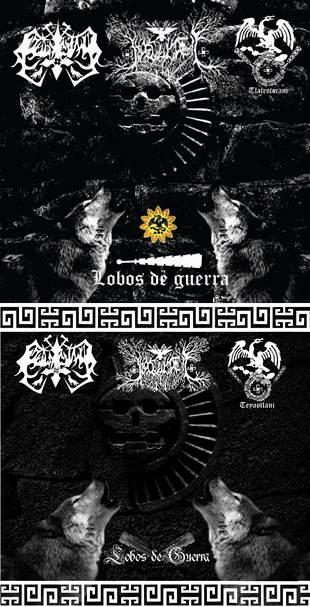 Yaocuicatl / Eztlacuani / Teyaotlani - Lobos de guerra