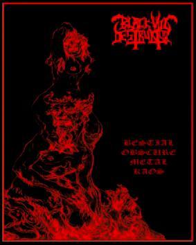 Black Vul Destruktor - Bestial Obscure Metal Kaos