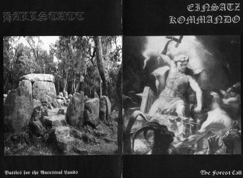 Hallstatt / Einsatz Kommando - The Forest Call / Battles for the Ancestral Lands