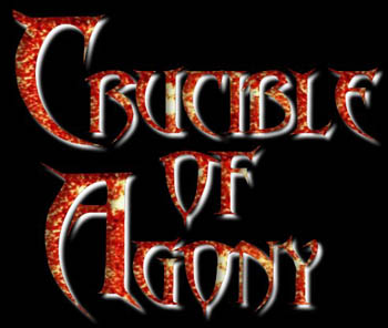 Crucible of Agony - Logo