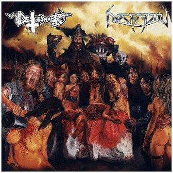 Nosferatu / Deathhammer - Deathhammer / Nosferatu