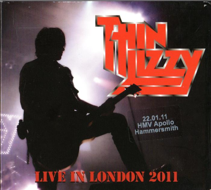 Thin Lizzy - Live in London 2011 / 22.01.2011 Hammersmith Apollo