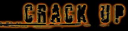 Crack Up - Logo