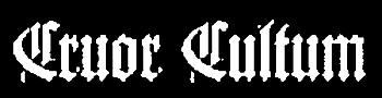 Cruor Cultum - Logo
