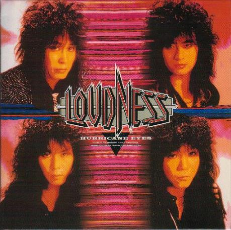 Loudness - Hurricane Eyes (Japanese Version)