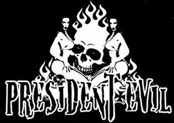 President Evil - Logo