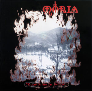 Moria - Mountains in Sorrow
