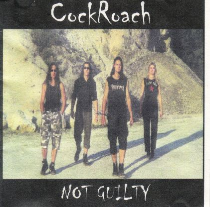 Cockroach - Not Guilty