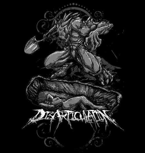 Disarticulation - Eviscerate