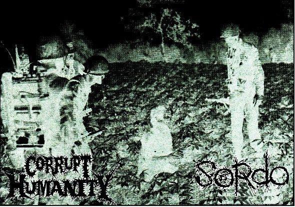 Corrupt Humanity - Corrupt Humanity / Sordo