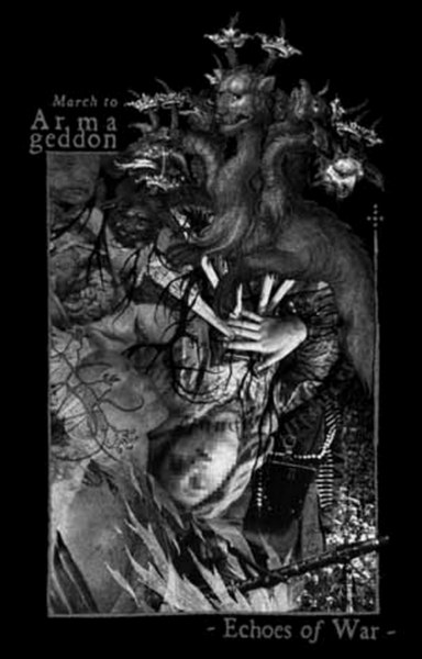 Misanthropic Art - March to Armageddon / Echoes of War