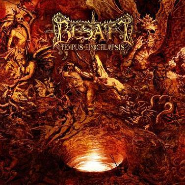 Besatt - Tempus Apocalypsis