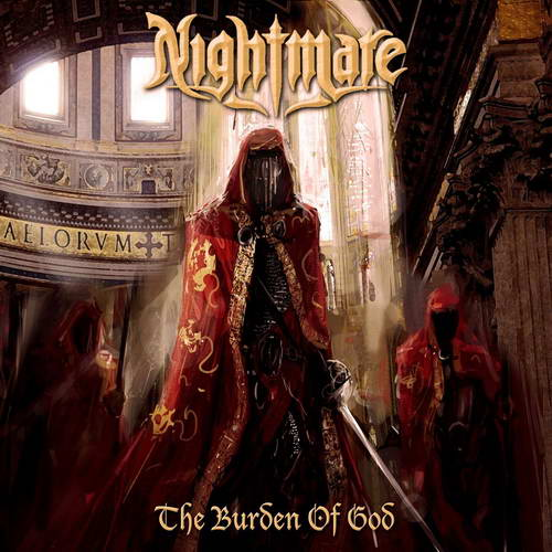 Nightmare — The Burden Of God (2012)