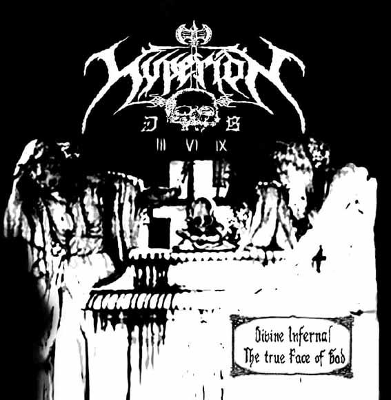 Hyperion DB 369 - Divine Infernal - The True Face of God