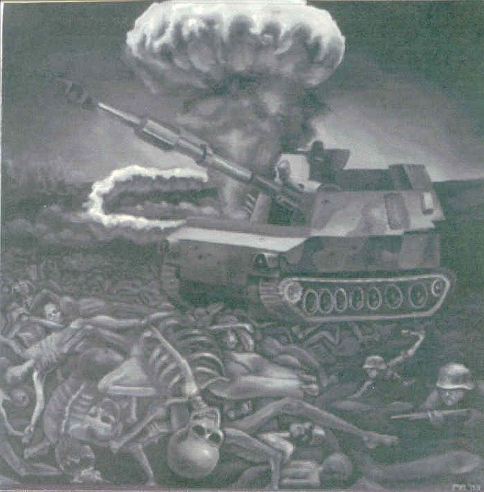Warbutcher - Raping War Plague