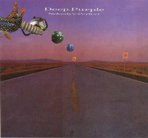 Deep Purple - Nobody's Perfect