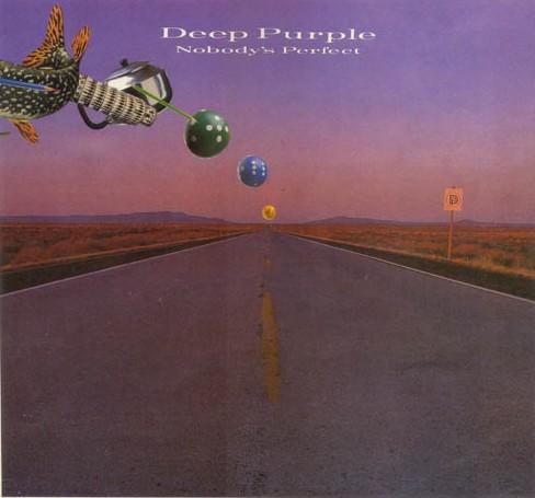 Deep Purple - Nobody's Perfect