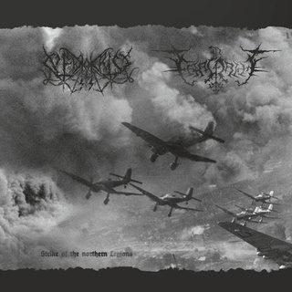 Nekrokrist SS / Faagrim - Strike of the Northern Legions