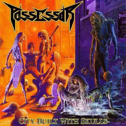 Possessor - City Built with Skulls