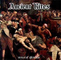 Ancient Rites - Scenes of Splendour
