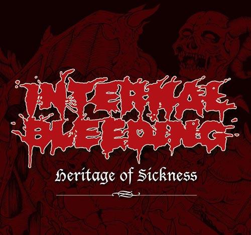 Internal Bleeding - Heritage of Sickness