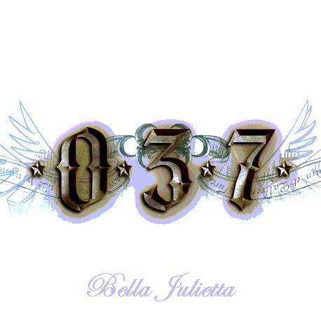 Zero3iete - Bella Julietta