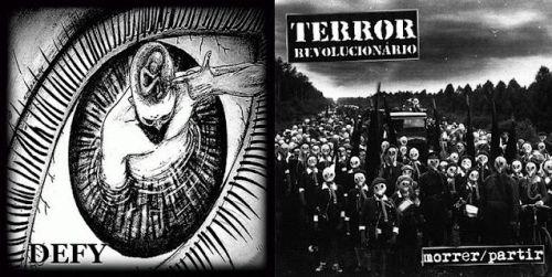 Defy - Defy / Terror Revolucionário