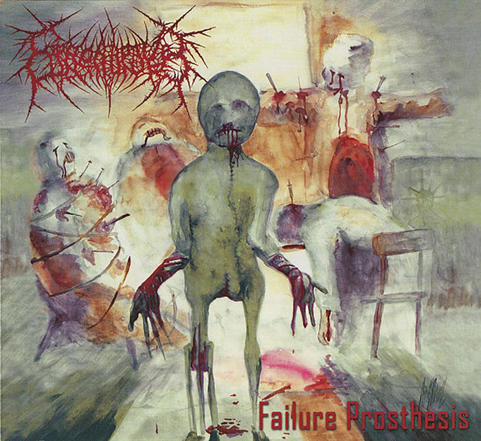 Coprobaptized Cunthunter - Failure Prosthesis