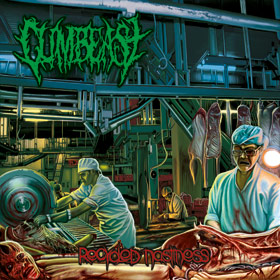 Cumbeast - Recycled Nastiness