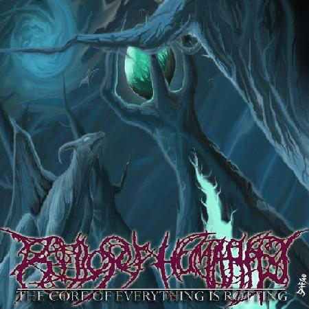 Relics of Humanity - The Core of Everything Is Rotting