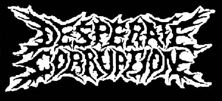 Desperate Corruption - Logo