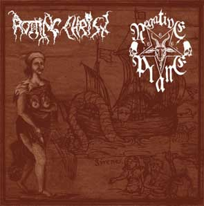 Rotting Christ / Negative Plane - Rotting Christ / Negative Plane