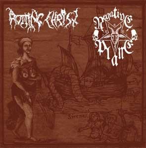 Rotting Christ / Negative Plane - Rotting Christ / Negative Plane