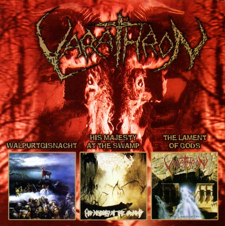 Varathron - Walpurgisnacht / His Majesty at the Swamp / The Lament of Gods