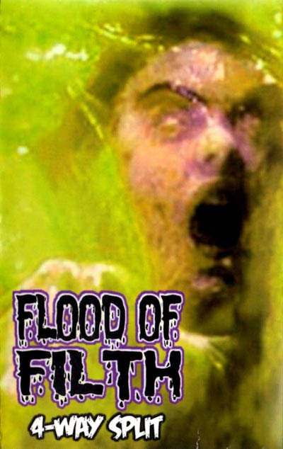 Brownfilled Human Race - Flood of Filth