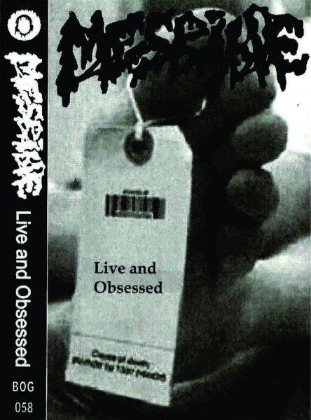 Mesrine - Live and Obsessed